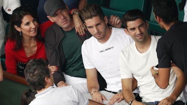 Enzo Zidane, che pressione quel cognome