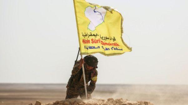 En négociant avec le régime, les Kurdes syriens vont tenter de sauver leur autonomie
