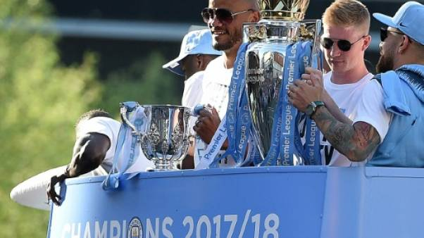 Angleterre: Manchester City et Liverpool favoris, Mourinho maussade