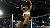 Athlétisme: blessée, Lesueur renonce au dernier essai au saut en longueur à l'Euro