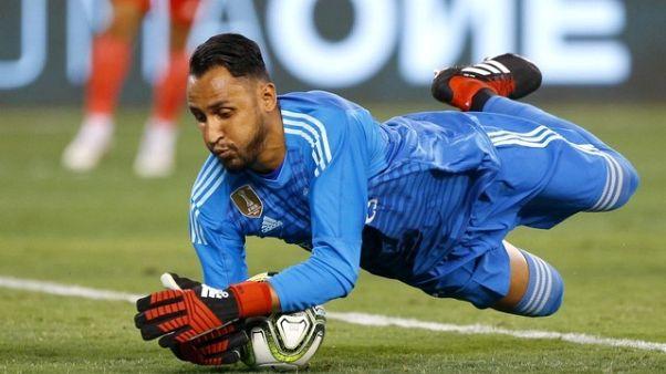 Navas staying put at Madrid despite Courtois competition