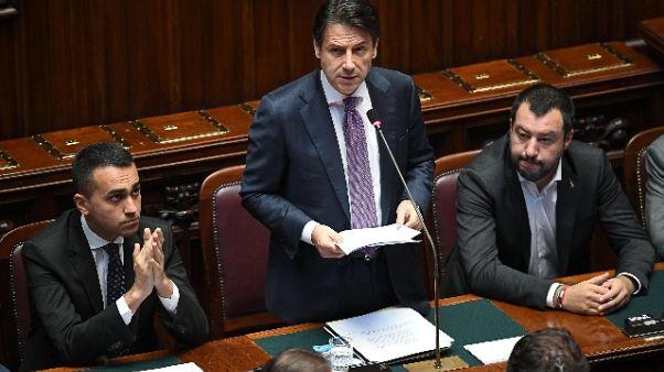 Salvini, 80 resteranno, Iva non salirà