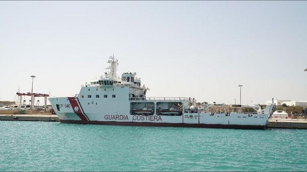 Impatto tra aliscafo e barca nel Cilento