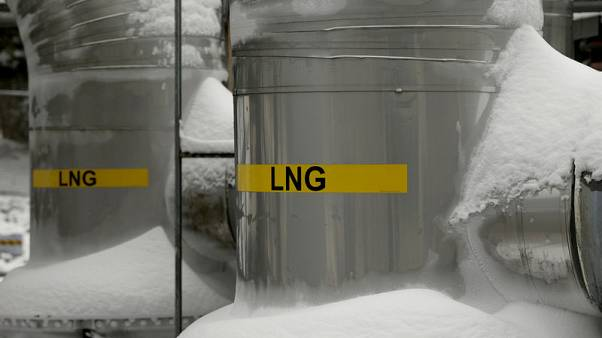 After soybeans, EU touts U.S. LNG imports to woo Trump on trade