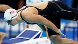 Swimming - Mixed day for Ledecky at start of Pan Pacific championships