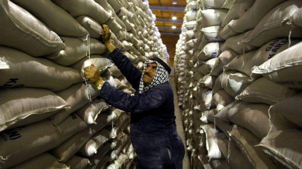 تجار: الأردن يشتري 60 ألف طن قمحا صلدا في مناقصة