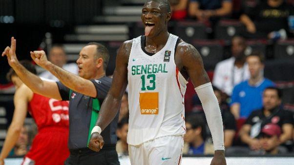Basket: N'Diaye rinnova con Avellino
