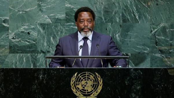 U.S. commends Congo's Kabila for not seeking another term - State Department