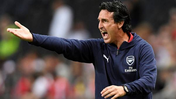 Emery set for baptism of fire as Arsenal host Man City