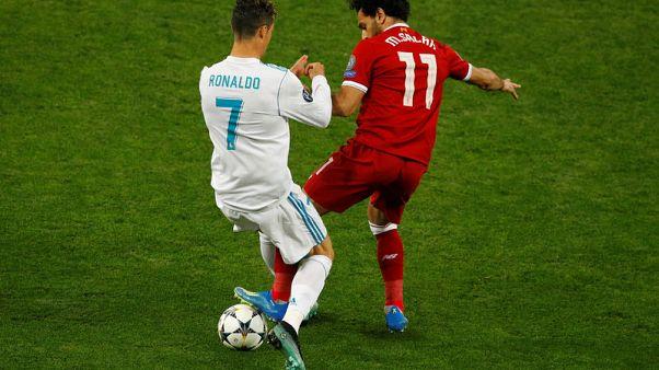 Salah, Ronaldo and Messi on Champions League awards shortlist