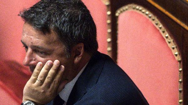Renzi, querelo chi mi cita su inchiesta