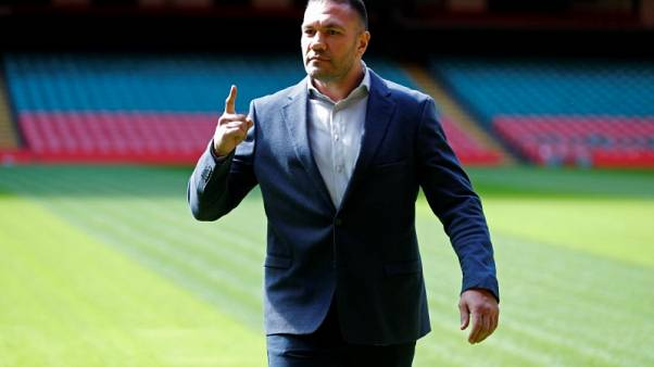Boxing - Bulgarian Pulev to fight Hughie Fury in Sofia