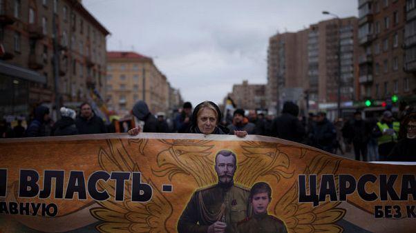 Russian Orthodox nationalists hope for tsar's return