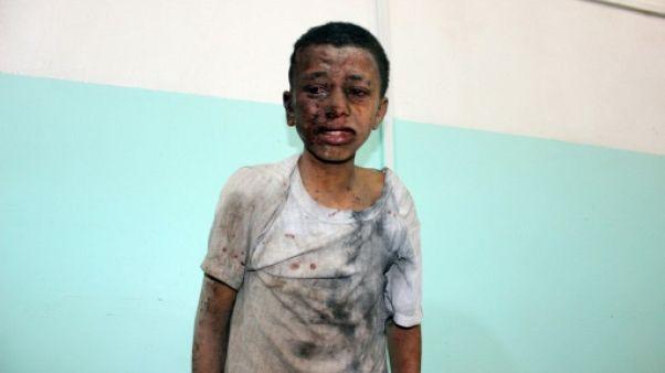 """Yémen: au moins 29 enfants tués dans une attaque, l'ONU veut une enquête """"indépendante"""""""