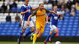 Soccer - Murray, Locadia fit for Brighton's opener against Watford