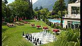 Fuoriuscita cloro in Hotel Palace Merano