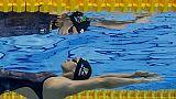Europei nuoto: Panziera oro 200 dorso