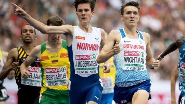Euro d'athlétisme: les Ingebrigtsen ou le rêve d'un podium en famille