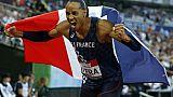 Euro d'athlétisme: le 110 m haies, une passion française