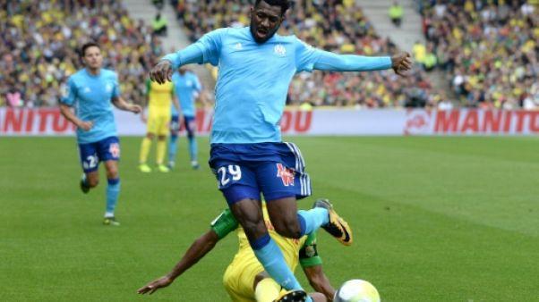 Le Marseillais André-Frank Zambo Anguissa transféré à Fulham