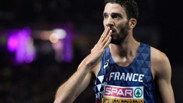 Euro d'athlétisme: Mekhissi rejoint les grands avec un 5e titre