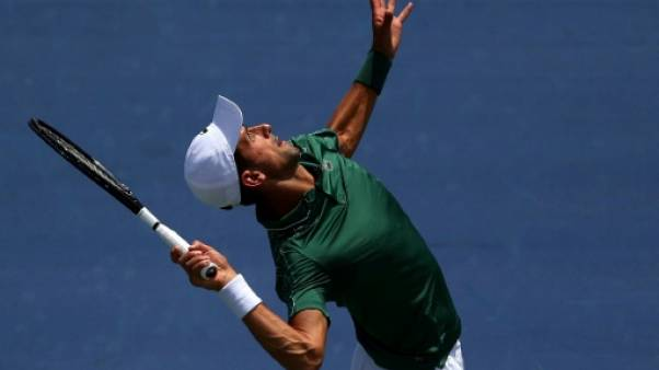 Tennis: Djokovic éliminé au 3e tour du Masters 1000 de Toronto