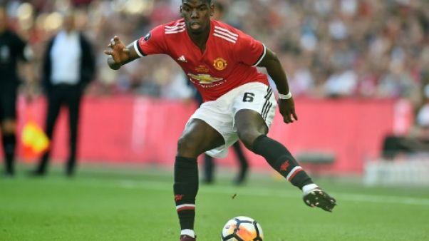 """Manchester United: Pogba est """"heureux"""" selon Mourinho et va rester, selon le club"""