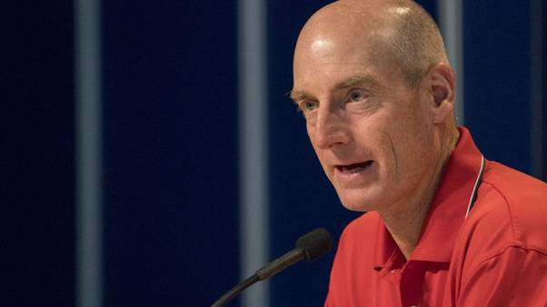 Golf - Furyk gets close up look at two potential Ryder Cup picks