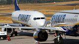 Ryanair strike hits 55,000 customers across Europe