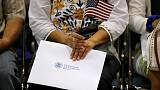 U.S. reunions of immigrant families grind to a near halt