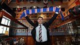 Rangers hold advantage but Gerrard preaches caution