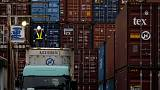 Japan's July exports seen growing at steady pace, trade tensions key risk - Reuters poll