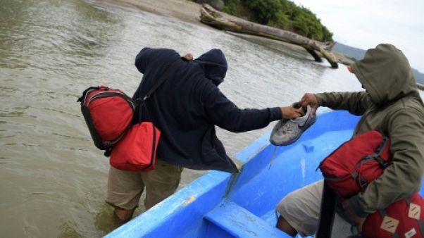 Au Nicaragua, la répression pousse à l'exil vers le Costa Rica