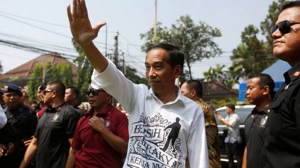 Indonesian president highlights nationalism, religiosity amid VP pick concerns