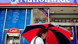 Nationwide reports 13 percent fall in first quarter profit