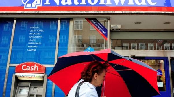 Nationwide reports 13 percent fall in first quarter profit