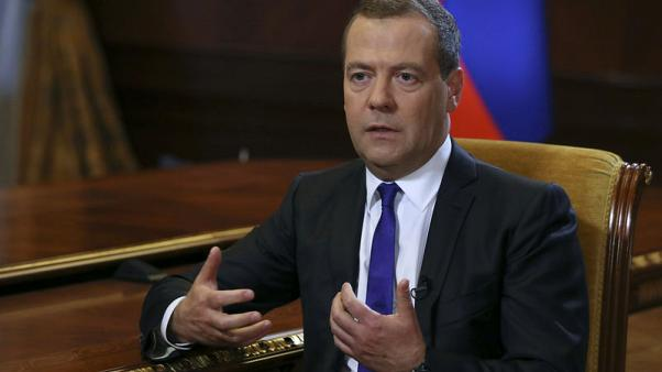 U.S. curbs on Russian banks would be act of economic war - PM