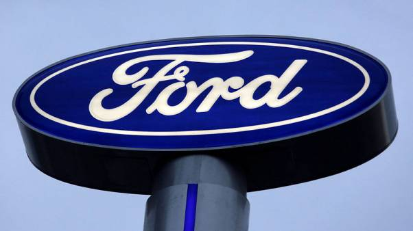 Ford Motor's China sales fall 32 percent in July on continued lack of fresh models