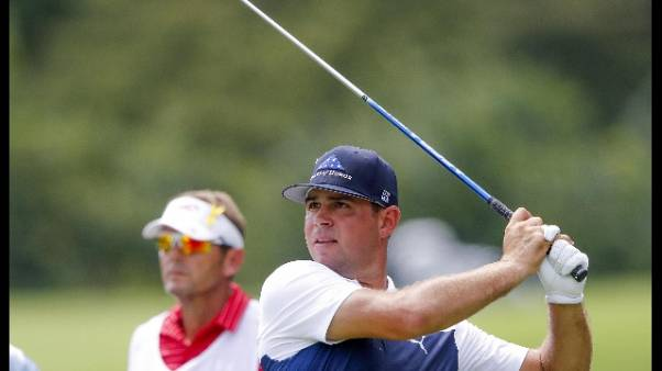 PGA Championship, 1/o round a Woodland