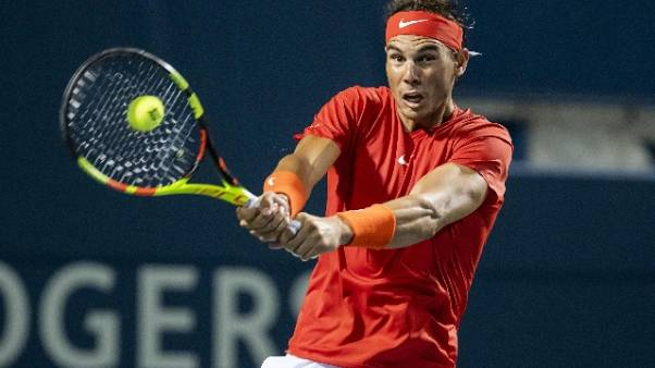 Atp Toronto: Nadal e Zverev ai quarti