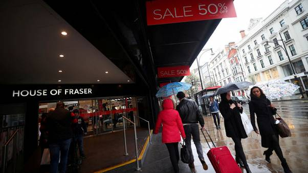 Sports Direct buys House of Fraser from administrators for £90 million