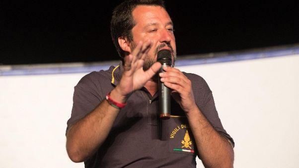 Salvini, via da moduli 'genitore 1-2'