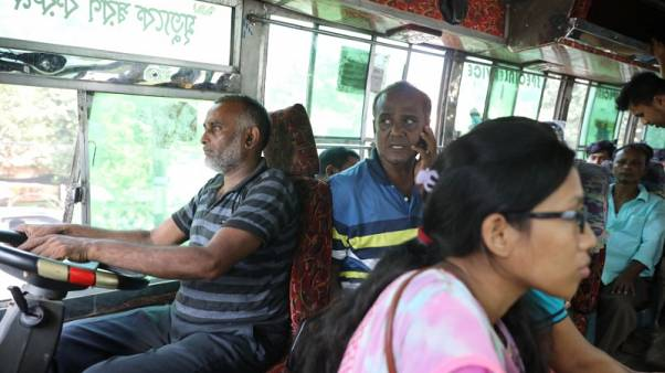 Overworked, underpaid - Bangladesh bus drivers say accidents not entirely their fault
