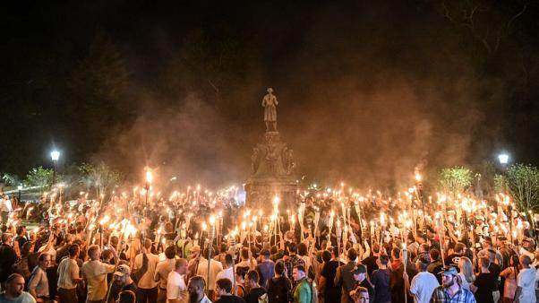Anniversary of fatal Charlottesville rally puts city, D.C. on edge