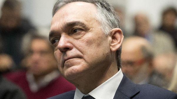 Rapina in casa padre governatore Toscana