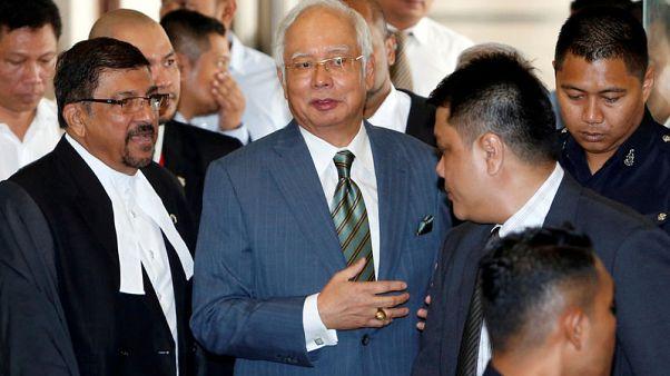 Malaysia's former PM Najib Razak to go on trial on Feb. 12