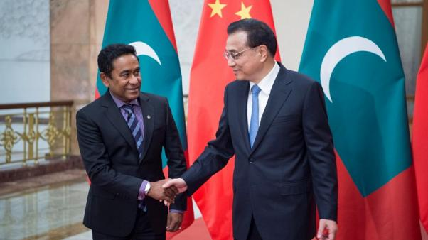 Maldives seeks scaling back of Indian presence as it woos China