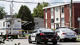 Two police officers among four fatally shot in Canada - authorities