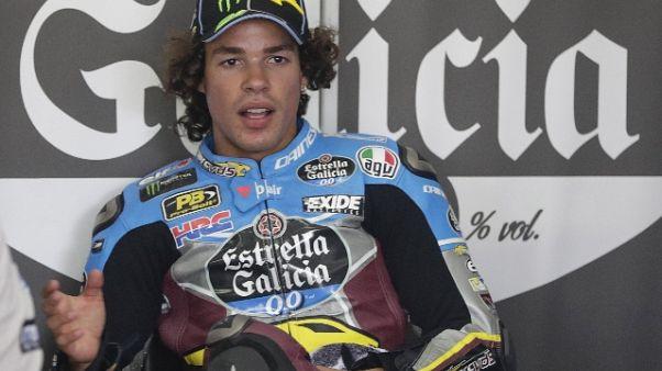 MotoGp: Austria, Morbidelli penalizzato