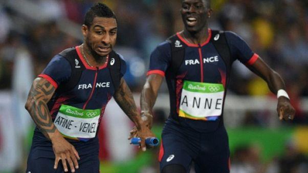 Athlétisme: les relais 4x400 m masculin et féminin qualifiés pour la finale